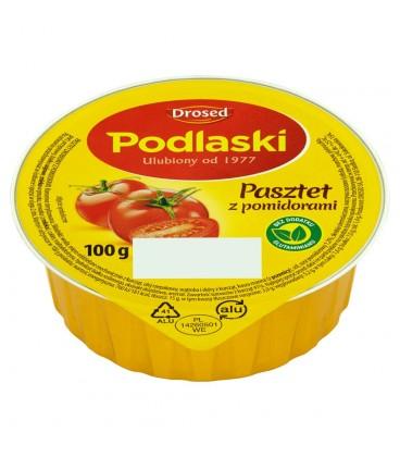Drosed Podlaski Pasztet z pomidorami 100 g