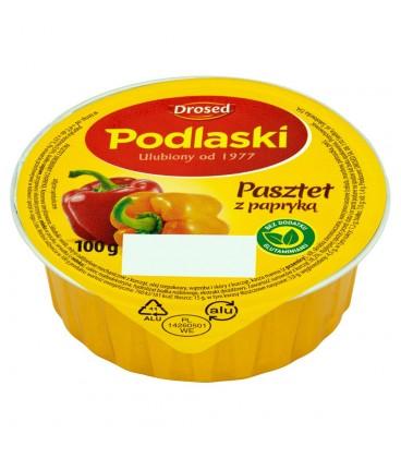 Drosed Podlaski Pasztet z papryką 100 g