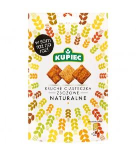 Kupiec Kruche ciasteczka zbożowe naturalne 50 g