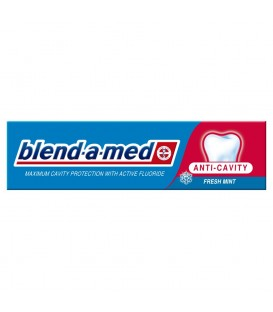 Blend-A-Med Anti-Cavity Fresh Mint Pasta do zębów 100 ml