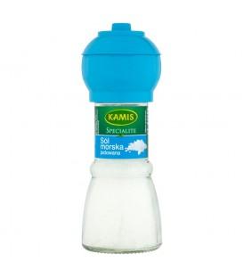 Kamis Specialite Młynek Sól morska jodowana 90 g