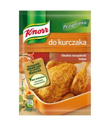 Knorr Przyprawa do kurczaka 25 g