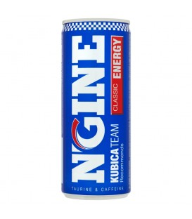N'Gine Classic Energy Gazowany napój energetyzujący 250 ml