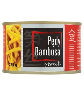House of Asia Pędy bambusa 225 g
