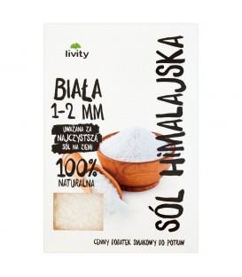 Livity Sól himalajska biała 1-2 mm 500 g