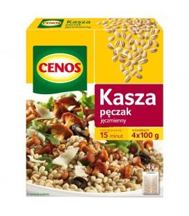 Cenos Kasza pęczak jęczmienny 400 g (4 torebki)