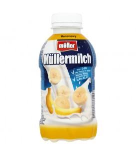 Müller Müllermilch bananowy Napój mleczny 400 g