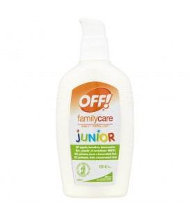 OFF! Family Care Junior Repelent przeciw komarom w żelu 100 ml