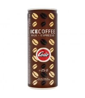 Cocio Ice Coffee Mrożony napój kawowy z mlekiem i espresso 250 ml