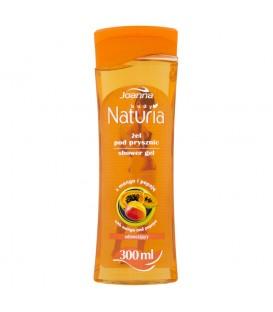 Joanna Naturia body Żel pod prysznic z mango i papają 300 ml