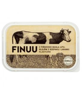 Finuu klasyczne z fińskiego masła olejów z rzepaku i lnianki Miks tłuszczowy do smarowania 200 g