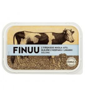 Finuu solone z fińskiego masła olejów z rzepaku i lnianki Miks tłuszczowy do smarowania 200 g