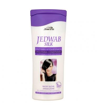 Joanna Jedwab Odżywka wygładzająca ułatwiająca rozczesywanie włosy suche zniszczone 200 g