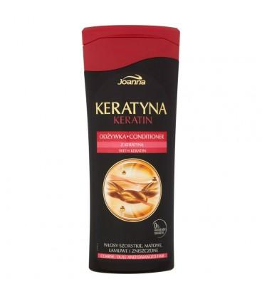 Joanna Keratyna Odżywka włosy szorstkie matowe łamliwe i zniszczone 200 g