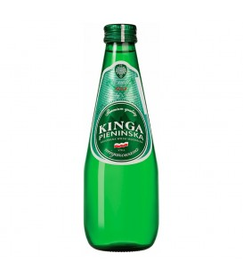 Kinga Pienińska Naturalna Woda Mineralna niegazowana 0,33 l