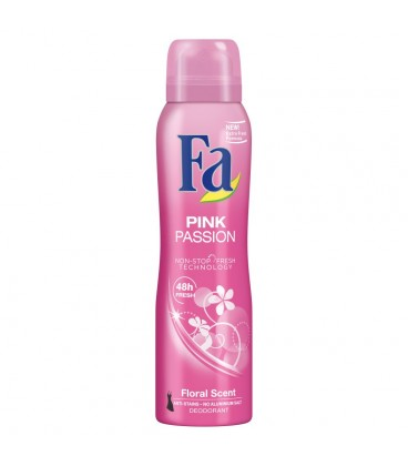Fa Pink Passion Dezodorant w sprayu 150 ml