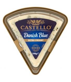 Castello Danish Blue Extra Creamy Ser pleśniowy 100 g