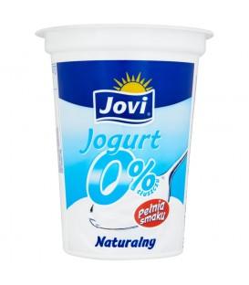 Jovi Jogurt naturalny 0% 370 g