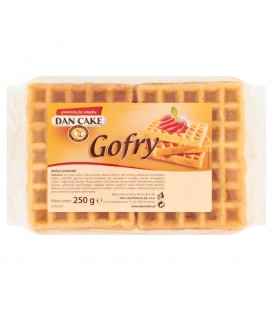 Dan Cake Gofry 250 g