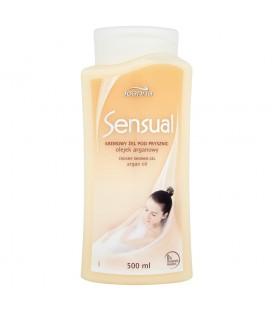 Joanna Sensual Kremowy żel pod prysznic olejek arganowy 500 ml