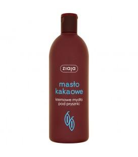 Ziaja Masło kakaowe Kremowe mydło pod prysznic 500 ml