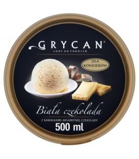 Grycan Lody biała czekolada 500 ml
