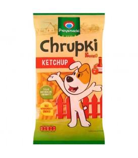 Przysnacki Reksio Chrupki ketchup 140 g