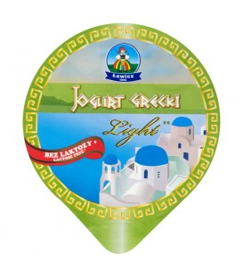 Łowicz Jogurt grecki Light 250 g