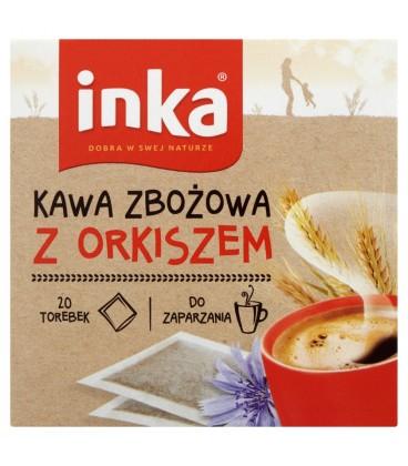 Inka Kawa zbożowa z orkiszem 80 g (20 torebek)