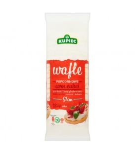 Kupiec Slim Wafle popcornowe 90 g (18 sztuk)