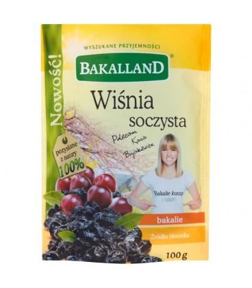 Bakalland Wiśnia soczysta 100 g