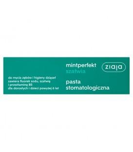 Ziaja Mintperfekt Szałwia Pasta stomatologiczna 75 ml