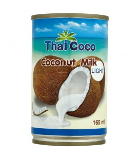 Thai Coco Mleczko kokosowe light 165 ml