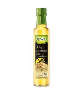 Oliwier Olej sezamowy z olejem rzepakowym 250 ml