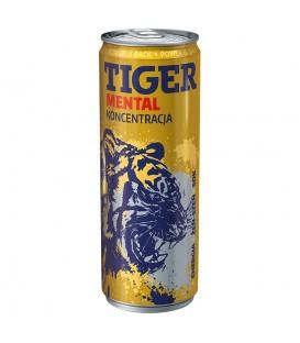 Tiger Mental Gazowany napój energetyzujący 250 ml