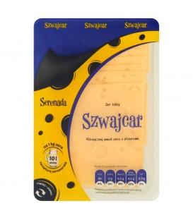 Serenada Ser żółty Szwajcar 135 g