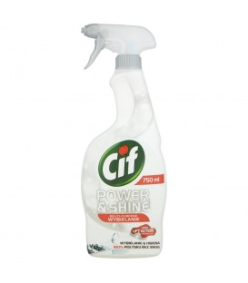 Cif Power & Shine Multi-Purpose Wybielanie Spray 750 ml