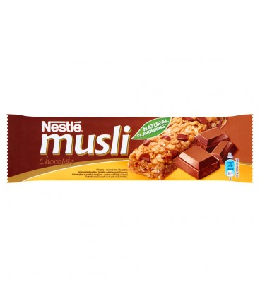 Nestlé Musli Chocolate Batonik zbożowy 35 g