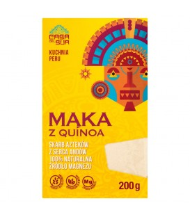 Casa Del Sur Mąka z Quinoa 200 g
