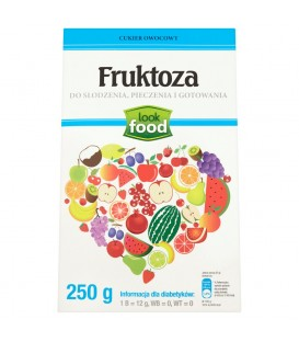 Look Food Fruktoza 250 g