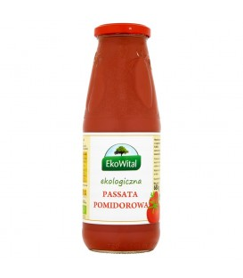 EkoWital Ekologiczna passata pomidorowa 680 g