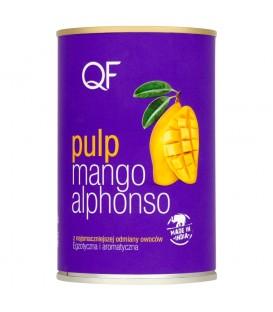 QF Pulpa z mango alphonso 450 g