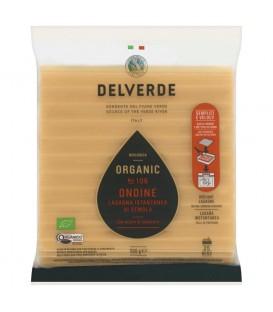 Delverde Makaron Lasagna Bio 500 g