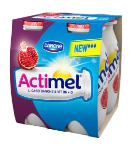 Danone Actimel Granat Mleko Fermentowane 400 g (4 sztuki)