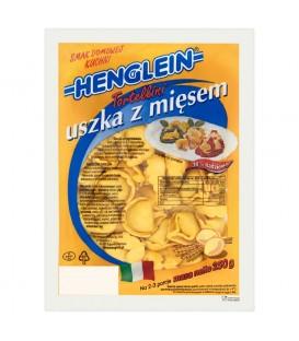 Henglein Tortellini Uszka z mięsem 250 g