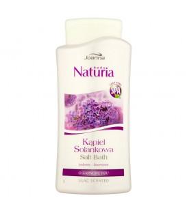 Joanna Naturia body Kąpiel solankowa o zapachu bzu 500 ml