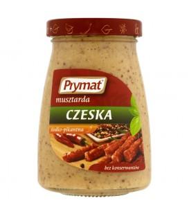 Prymat Musztarda czeska słodko-pikantna 180 g