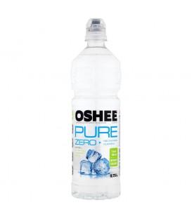 Oshee Pure Zero Napój niegazowany o smaku cytrynowo-limonkowo-miętowym 0,75 l