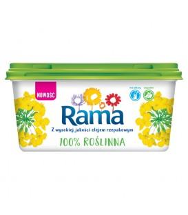 Rama 100% roślinna Margaryna 450 g