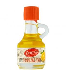 Delecta Aromat do ciast pomarańczowy 9 ml
